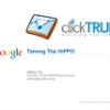 Thumbnail image for Twitter Chatter: Google Analytics Master Class Singapore: Taming the HiPPO (Adrian Tan, clickTRUE)