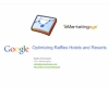 Thumbnail image for Twitter Chatter: Google Analytics Master Class Singapore: Optimising Raffles Hotels and Resorts
